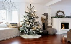 Living Room Ideas for a Very Scandinavian Christmas