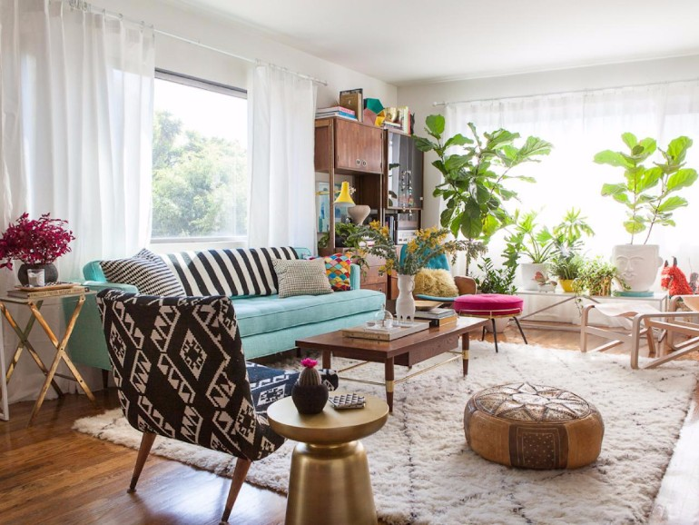 Pinterest Unveils 2017 S Living Room Decor Trends