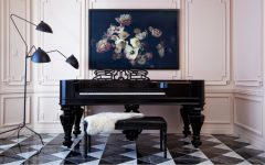 living room decor The Best Ways to Display Art in Your Living Room Decor The Best Ways to Display Art in Your Living Room Decor feat 240x150