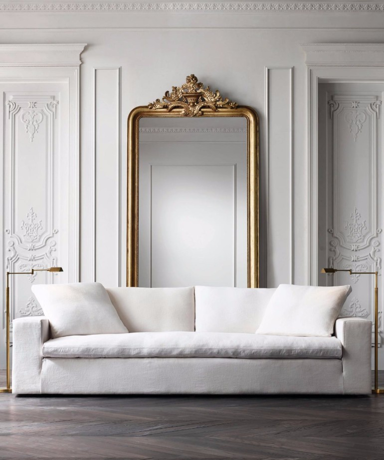 beautiful wall designs for living room the most beautiful wall mirror designs for your living 26560