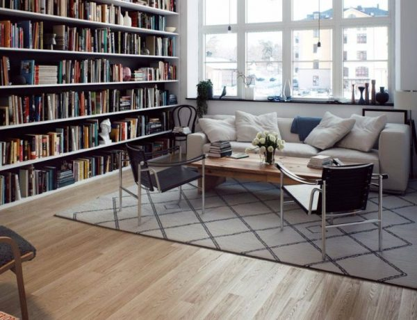 living room Bookshelves You Should Had In Your Living Room capa 12 600x460