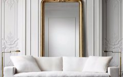 wall mirror designs The Most Beautiful Wall Mirror Designs For Your Living Room capa 7 240x150