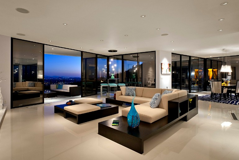 futuristic living room 8 stunning futuristic living rooms living room ideas 10515