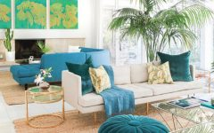 Scrumptious Turquoise Living Room Ideas capa 14 240x150