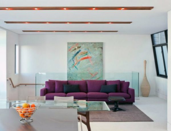 Catchy Living Rooms Catchy Living Rooms Designs With Purple capa 16 600x460