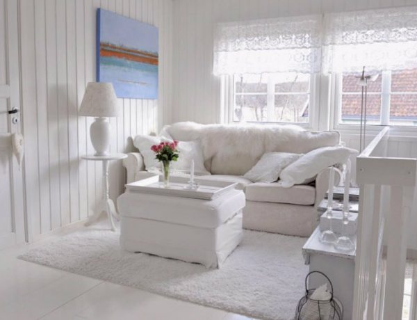 shabby chic living room Shabby Chic Living Room Ideas With A Touch Of Romance capa 13 600x460