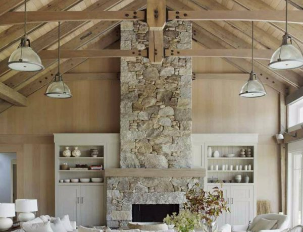 living room Get Inspired by These Barn House Living Rooms capa 21 600x460