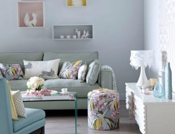 duck egg living room Mood Board: Duck Egg Living Room Ideas For Your Home capa 23 600x460