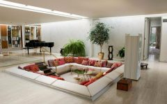 Sunken Living Room 10 Brilliant Sunken Living Room Designs capa 9 240x150