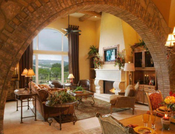 Living Room Design Mediterranean Ideas For Your Living Room Design capa 10 600x460