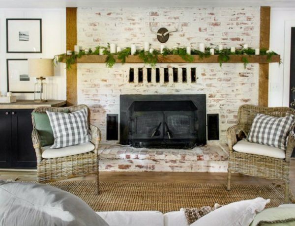 Living Room Makeover Get Inspired by This Cottage Living Room Makeover capa 7 600x460