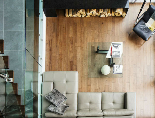 Fly Away 6 Contemporary Living Rooms As Seen From Above