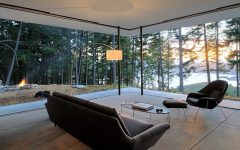 Amazing Living Rooms With an Epic View