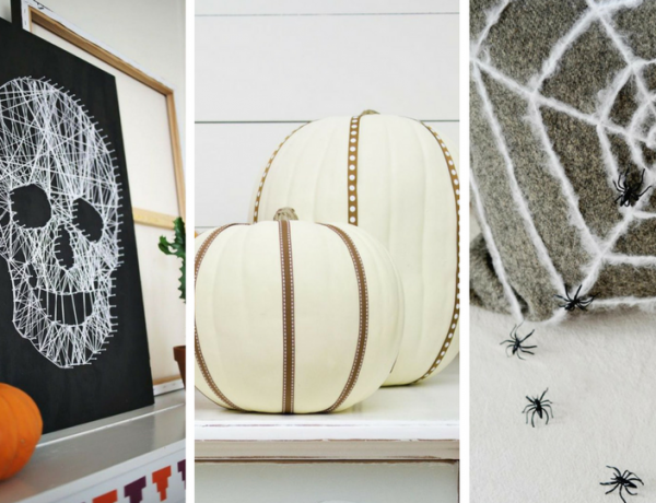 The Halloween Decor Tips Your Living Room Was Waiting For