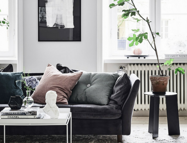 5 Leather Sofas, Or 'We Found What Your Living Room Was Missing'