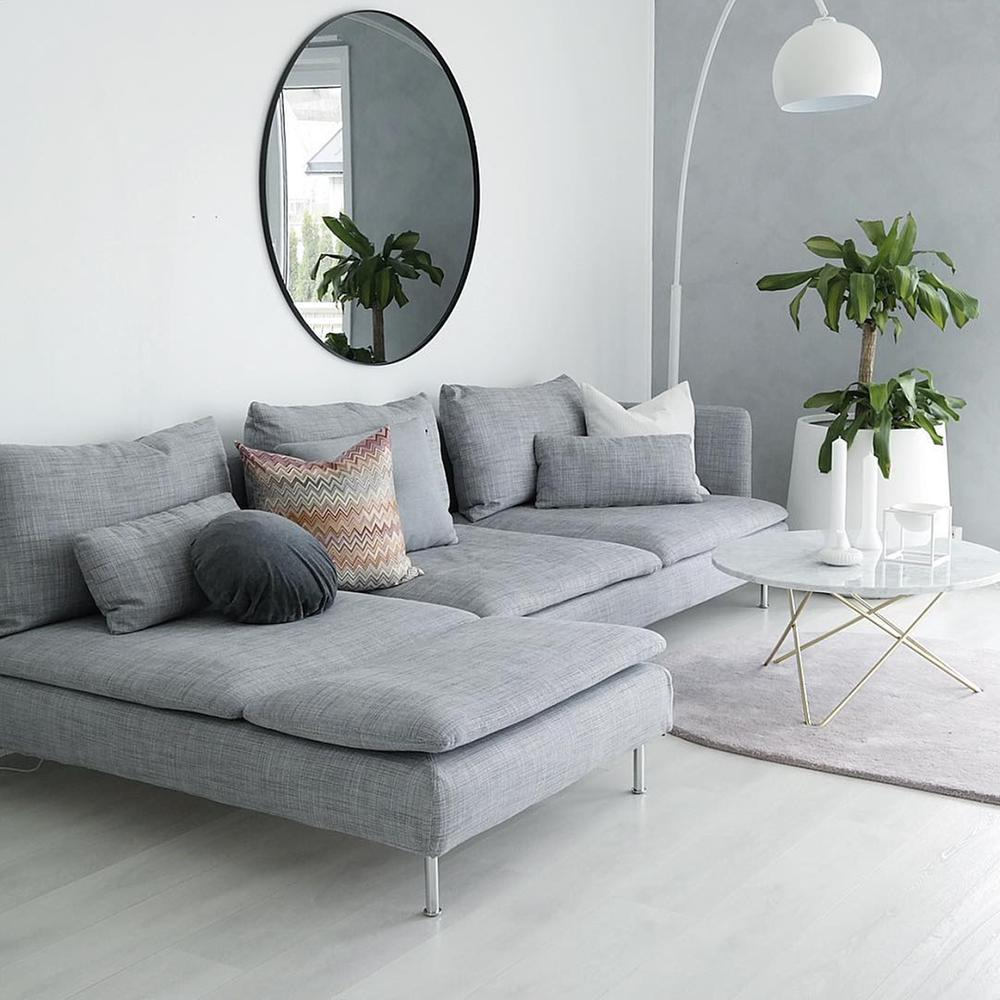 wall mirrors for living rooms how to use living room wall mirrors the right way living 22142