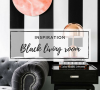 8 Black Living Rooms Where We Wouldn't Mind Taking a Nap_8