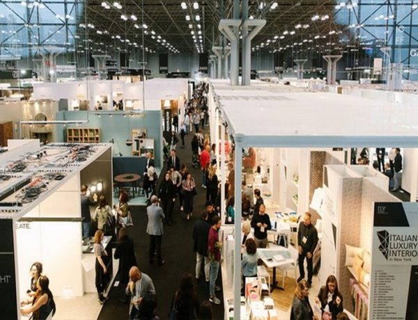The Best Exhibitors at ICFF New York City Tradeshow 2018 best exhibitors at icff The Best Exhibitors at ICFF New York City Tradeshow 2018 ICFF FIRST 2 600x460
