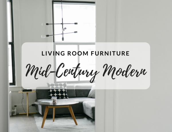 Mid-Century Furniture That You Never Considered for Your Living Room
