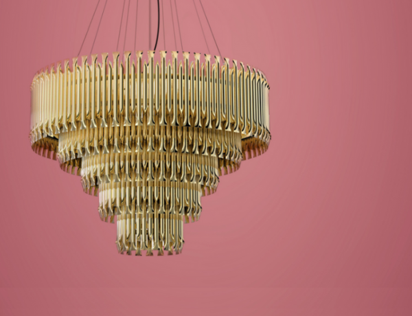 Contemporary Lamps To Complete Your Living Room Decor