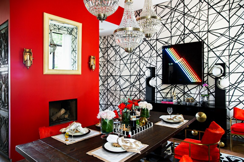 eclectic style Tour The Chainsmokers House With Us And Discover Its Eclectic Style Tour The Chainsmokers House With Us And Discover Its Eclectic Style 6