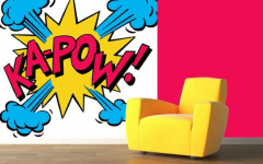 A Quick Guide On How To Add Pop Art References To Your Living Room