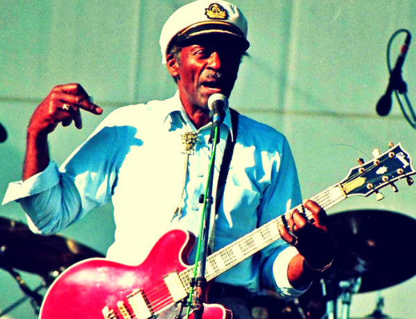 chuck berry Celebrate Chuck Berry's Legacy With Chuck Wall Design sem nome 1 2 600x460