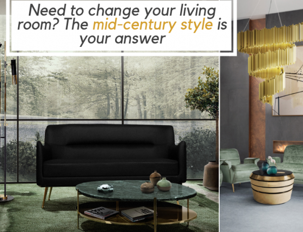 Need to change your living room? The mid-century style is your answer mid-century style Need To Change Your Living Room? The Mid-Century Style Is Your Answer california organic farming 1 600x460