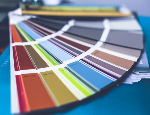 5 Color Palettes To Inspire Your Living Room Makeover living room makeover 5 Color Palettes To Inspire Your Living Room Makeover color paint palette wall painting 600x460