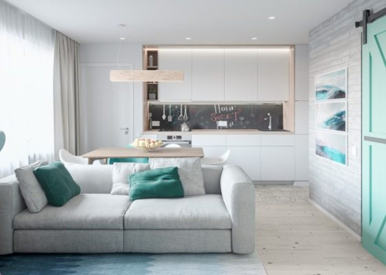 A Modern Apartment In Kiev Featuring Scandinavian Style And Pastels modern apartment A Modern Apartment In Kiev Featuring Scandinavian Style And Pastels A Modern Apartment In Kiev Featuring Scandinavian Style And Pastels 1