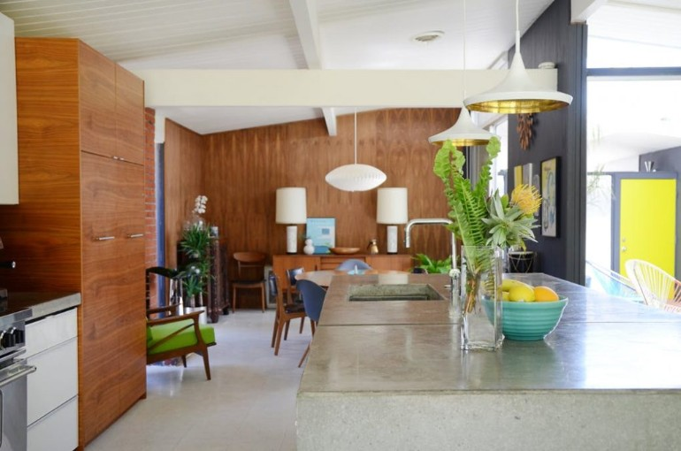 mid-century modern home House Tour Of A Irresistible Mid-Century Modern Home In California House Tour Of A Irresistible Mid Century Modern Home In California 2