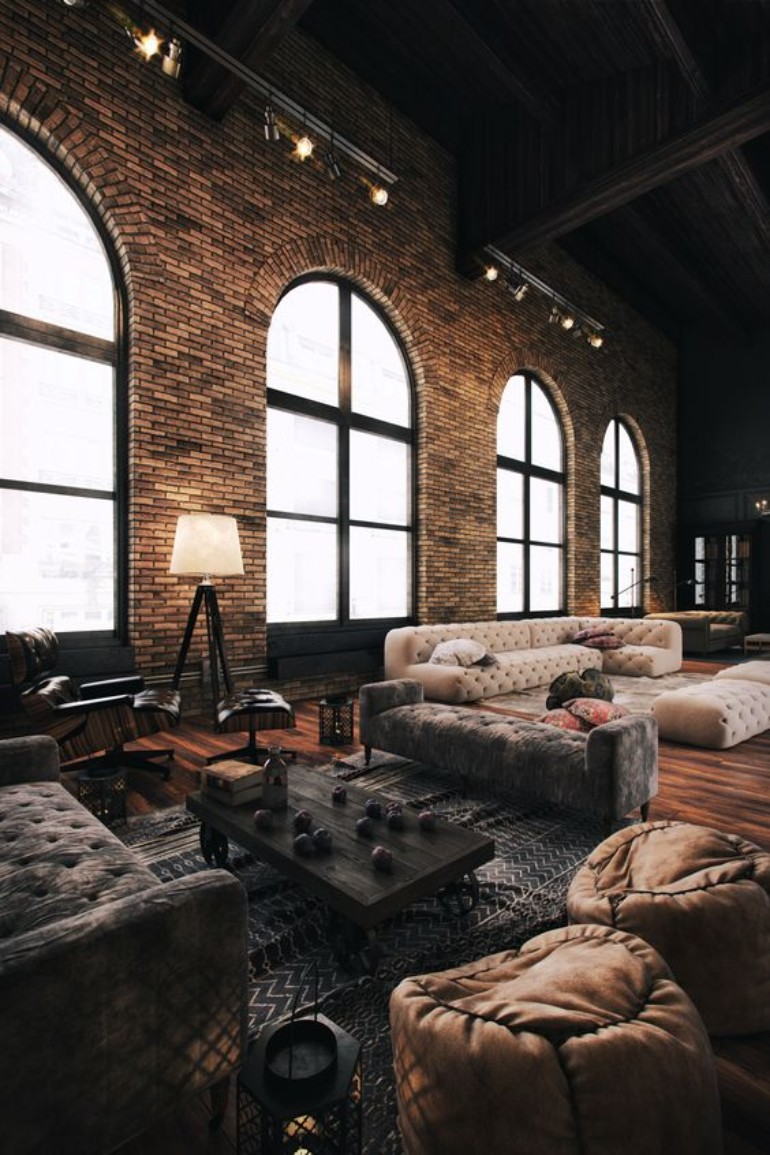 Industrial Living Room Design Ideas You Need To Check Out Now! industrial living room design Industrial Living Room Design Ideas You Need To Check Out Now! Industrial Living Room Design Ideas You Need To Check Out Now 1