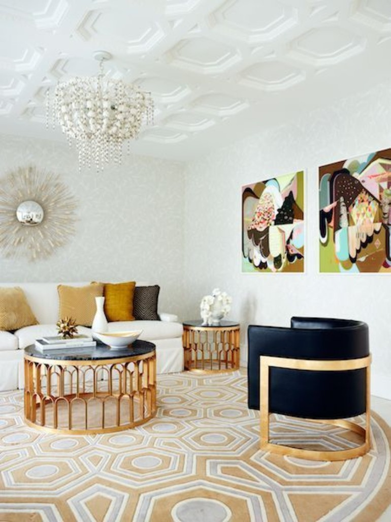Our Top 20 Modern Center Tables For A Luxury Living Room