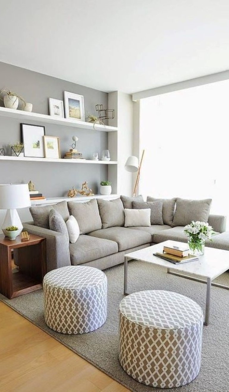 . Small Space Inspiration  Find Here The Best Small Living Room Ideas