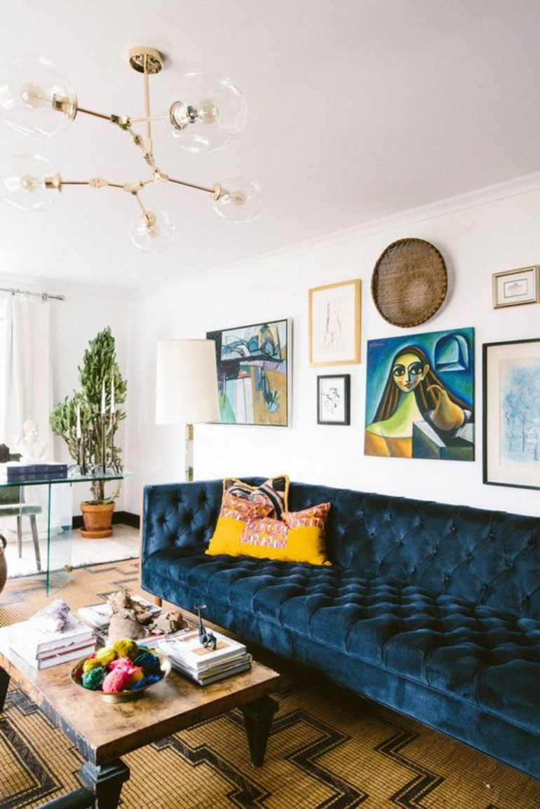 colorful living room 10 Colorful Living Room Ideas To Steal From Pinterest 10 Colorful Living Room Ideas To Steal From Pinterest 7