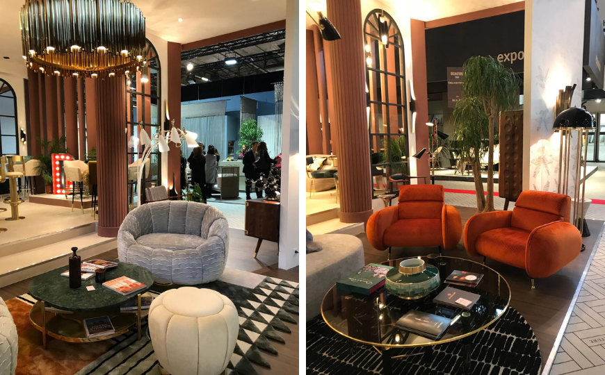 Living room corners at maison et objet you need to see - What do you need in a living room ...