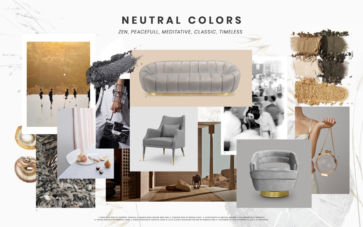 More Home Decor Trends For 2019 You Need To Know About home decor trends More Home Decor Trends For 2019 You Need To Know About neutral colors design trends 2019 2