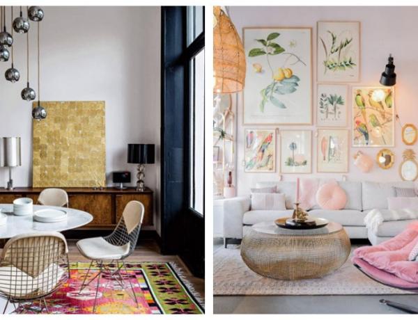 5 Living Room Designs F_ A Lover Of Vintage Design