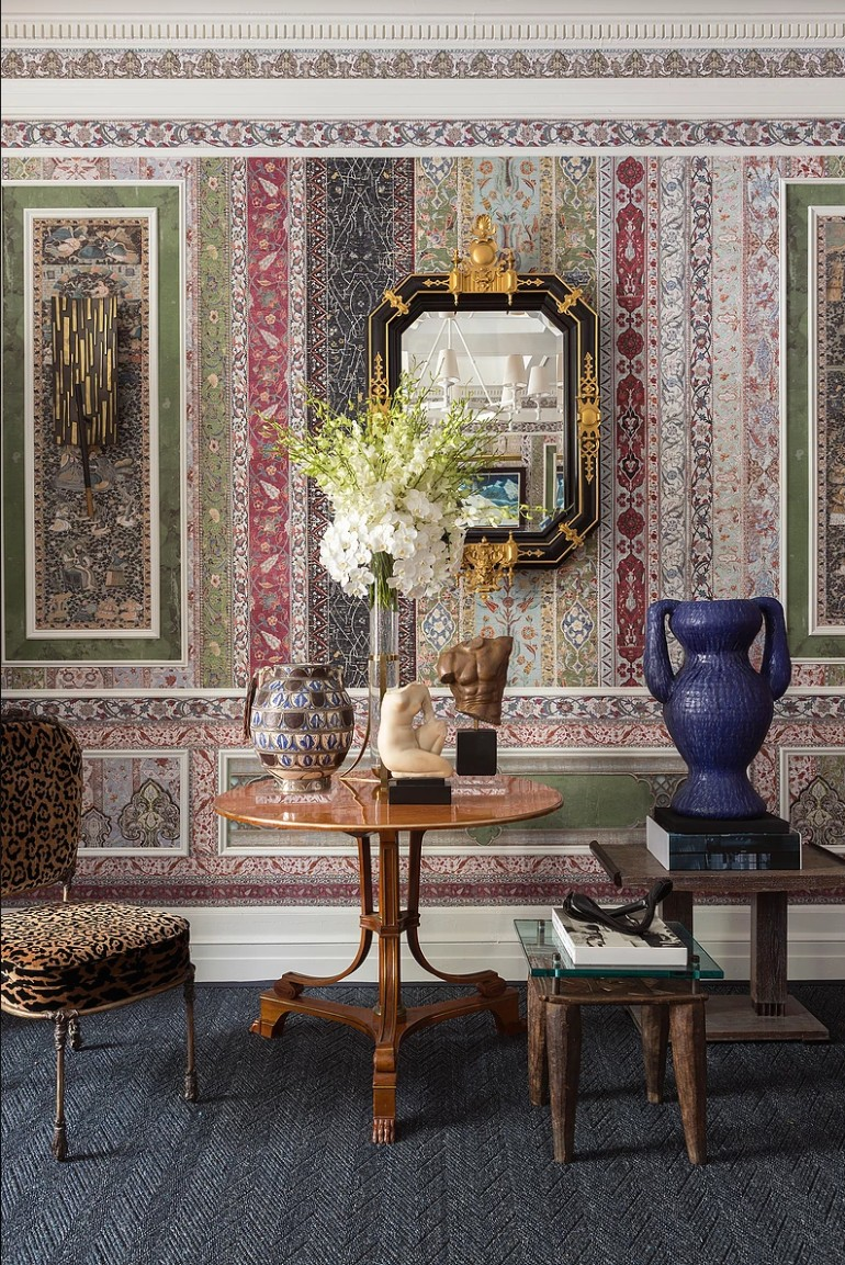 A Maximalist Living Room With All The Right Trends_5 maximalist living room A Maximalist Living Room With All The Right Trends A Maximalist Living Room With All The Right Trends 5