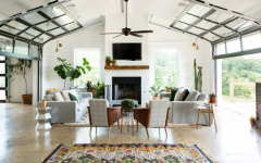 A Vintage Eclectic Living Room In Louisiana