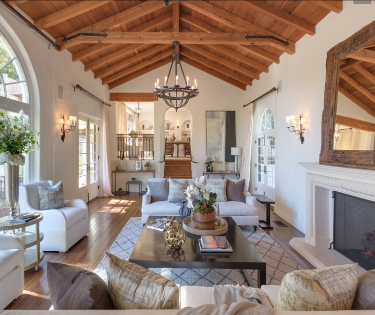 Celebrity Living Rooms You'll Want To Copy Right Now_4 celebrity living rooms Celebrity Living Rooms You'll Want To Copy Right Now Celebrity Living Rooms Youll Want To Copy Right Now 5