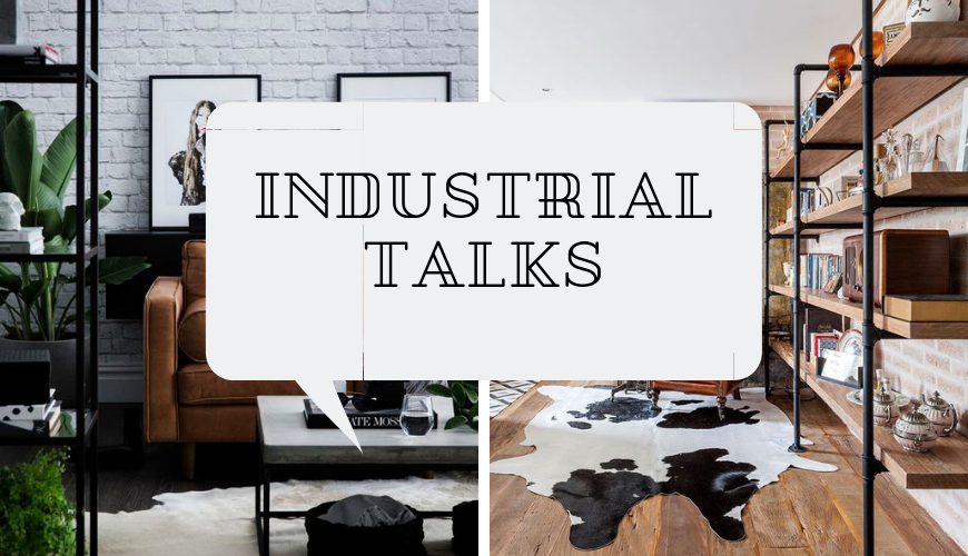 Here's What You Need To Know An Industrial Living Room