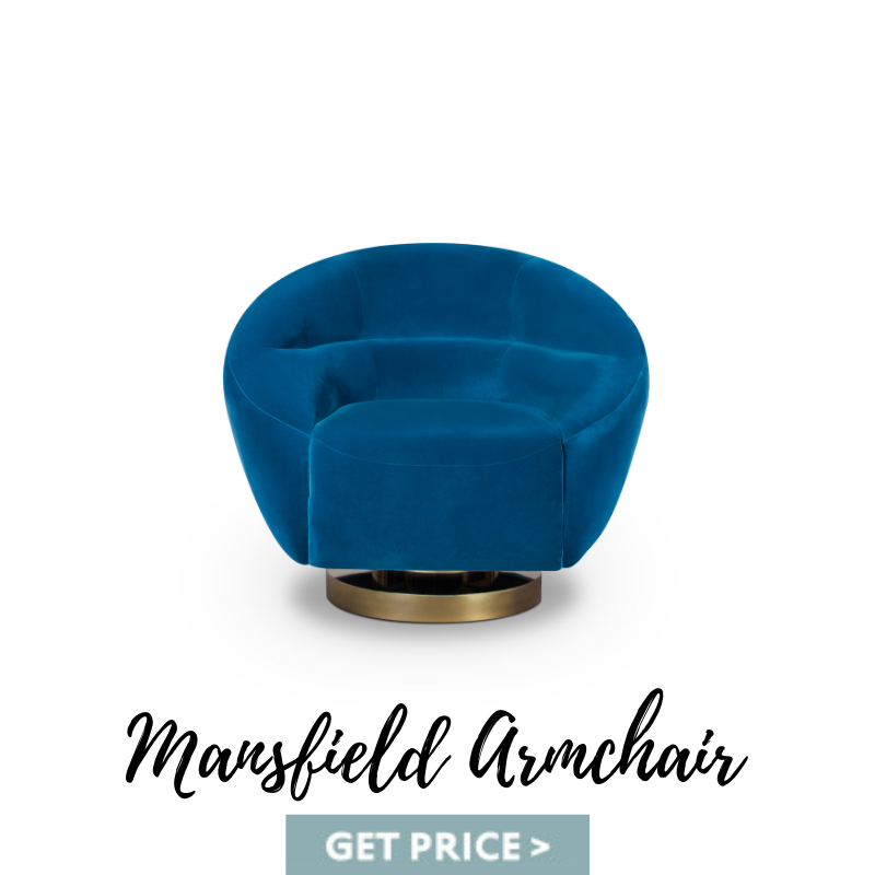 Mansfield Armchair Mid Century Armchairs Spring Decor: Best Mid Century  Armchairs For A ...