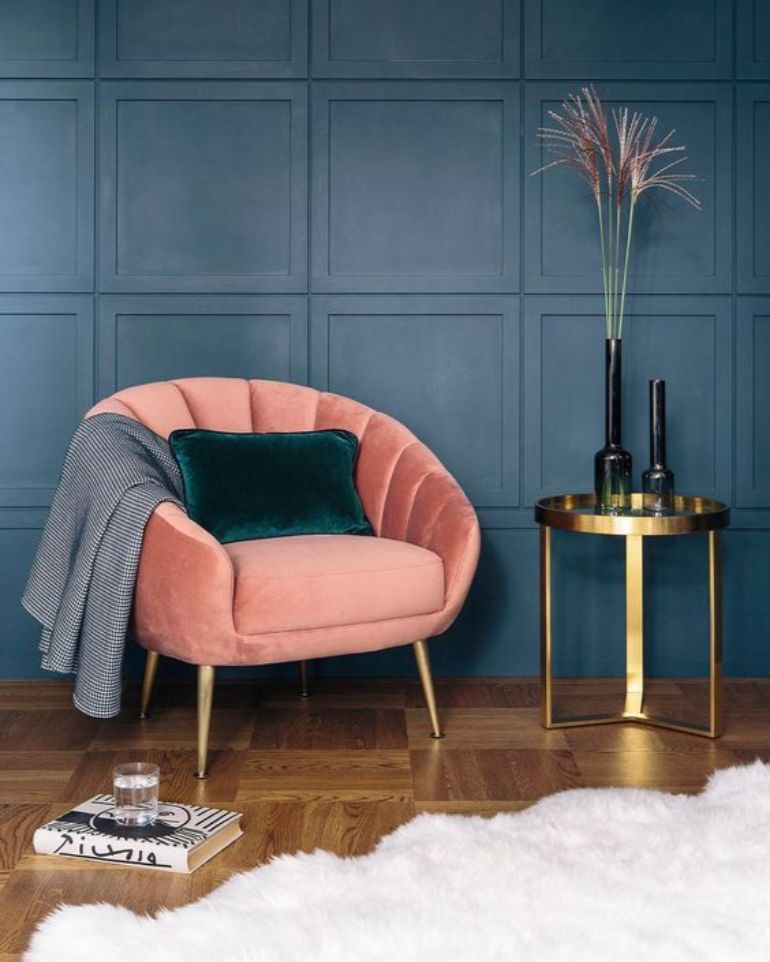 Velvet Furniture- The Smooth Dream of Every Interior