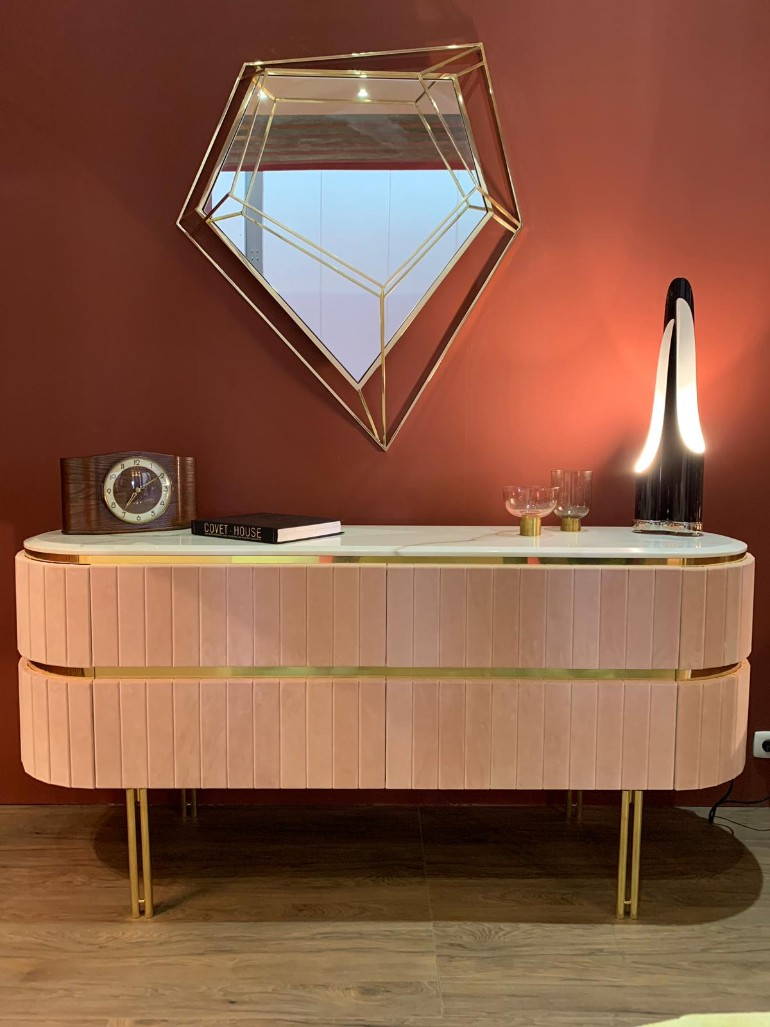 The 5 Best Mid-Century Pieces You'll Find At iSaloni 2019 isaloni 2019 The 5 Best Mid-Century Pieces You'll Find At iSaloni 2019 29 1