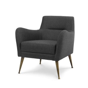 norwegian home A Norwegian Home In Dark Shades Is Both Trendy And Inviting! dandridge armchair 1 300x300