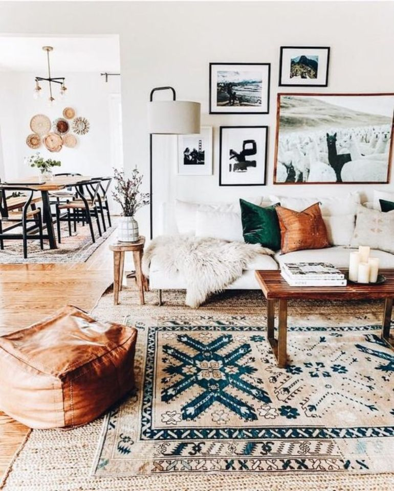 Into Boho Style? We'll Show You 8 Boho Living Rooms To Replicate boho living rooms Into Boho Style? We'll Show You 8 Boho Living Rooms To Replicate 26019f1956350c9797ab28f0b45cff33 1