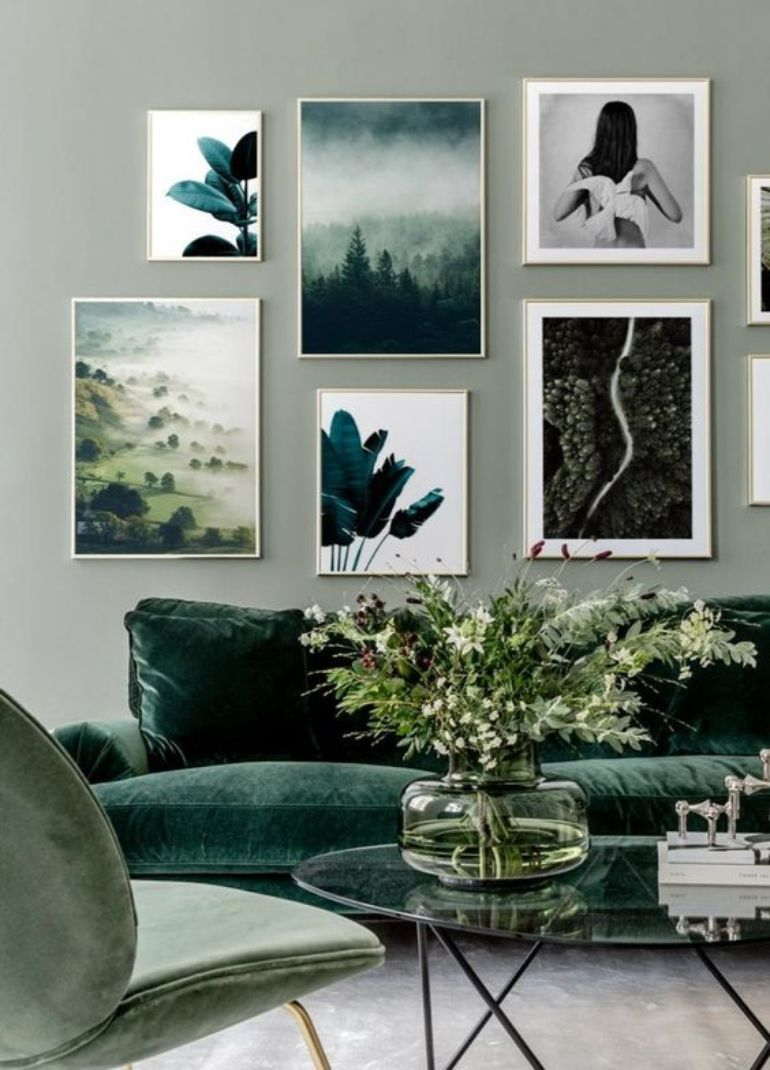 Go Green This Summer! Here's The Best Green Living Room Ideas green living room Go Green This Summer! Here's The Best Green Living Room Ideas 6b1d78296b781dce7b77c68dbbb94c15 1