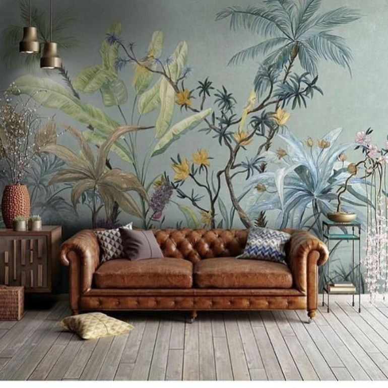 Floral Wallpapers For A Summer Living Room Decor floral wallpapers Floral Wallpapers For A Summer Living Room Decor 7d0dee749aeaa7a1fdd6dc07553c4621 1