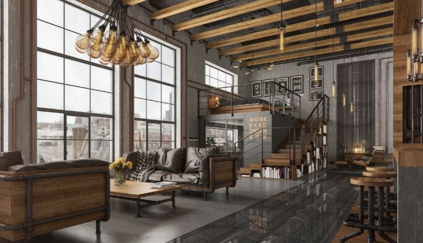Effortless Cool And Easy Industrial Living Rooms industrial living rooms Industrial Living Rooms- An Effortless Cool And Easy Being Design ohne Titel 29 870x500  Living Room Ideas Design ohne Titel 29 870x500